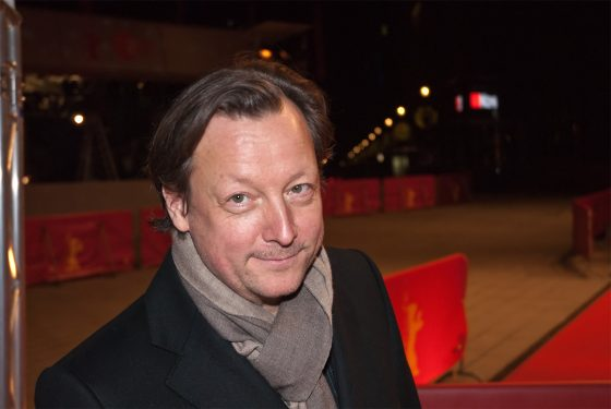 Matthias Brandt, German actor; Opening of the 59th Berlin International Film Festival