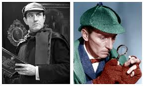 Sherlock Holmes : La gran versión de Peter Cushing de los
