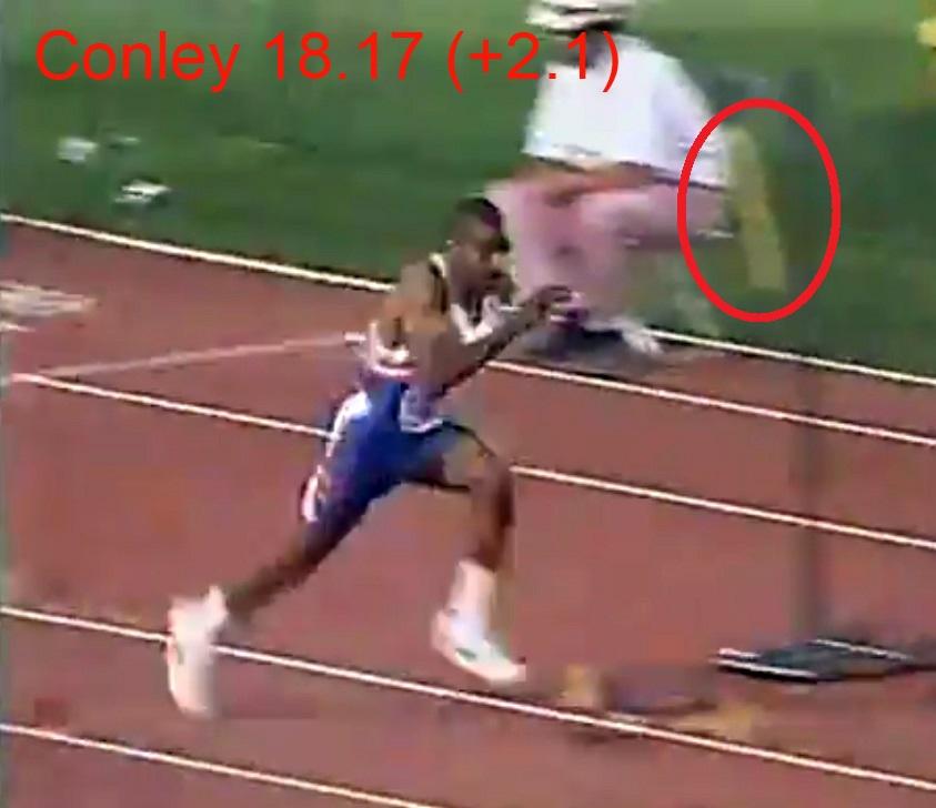 Mike Conley 18.17 cinta viento
