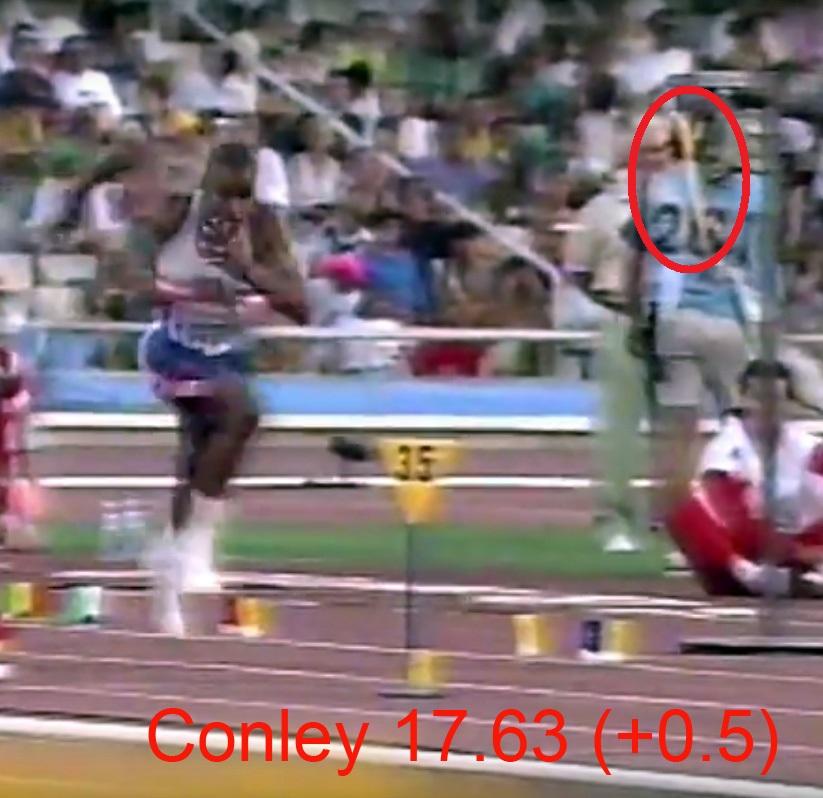 Mike Conley 17.63 cinta viento
