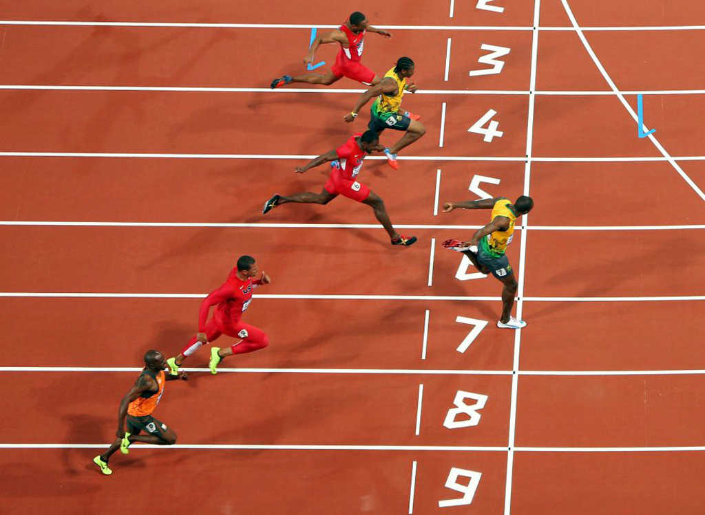 Bolt Londres 100