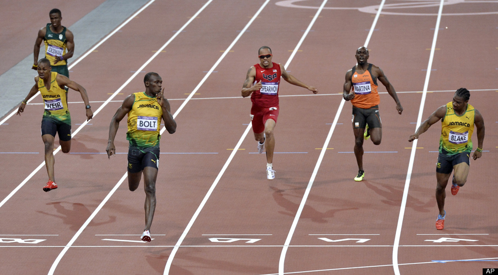 Bolt Londres 200