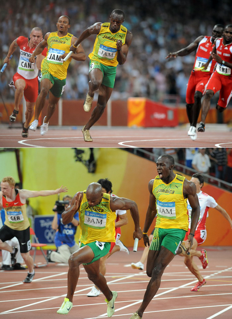 Bolt Pekín 4x100