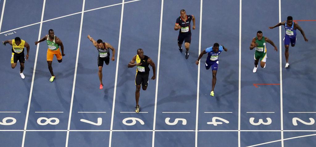 Bolt Río 100