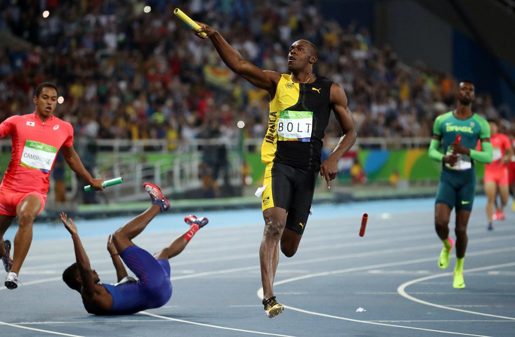 Bolt Río 4x100