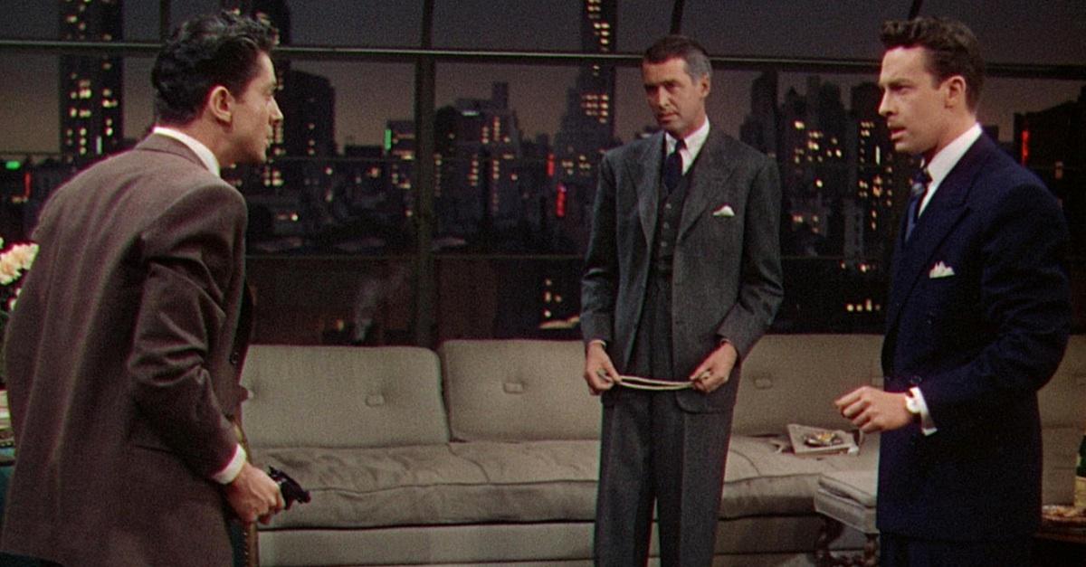 La soga', Hitchcock hizo del plano secuencia una película | El ...