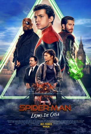 Spider-Man: Lejos de casa